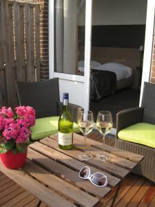 Drinks at Bed & Breakfast Hotel Malts