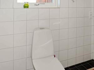 Ett badrum på Holiday Home Torp