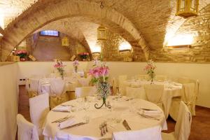 Ristorante o altro punto ristoro di Antica Dimora alla Rocca