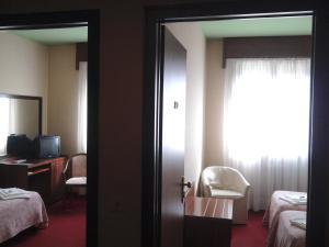 Area soggiorno di Hotel Internazionale