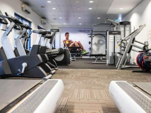 The fitness center and/or fitness facilities at Novotel Darwin Airport
