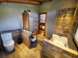 Un baño de Hotel Puig Francó - Adults Only
