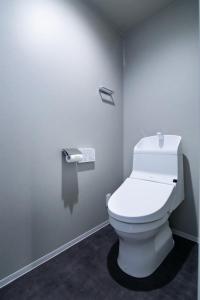 A bathroom at SITSURAE OSAKA Shinsaibashi
