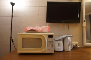 A television and/or entertainment center at Motel Maroondah
