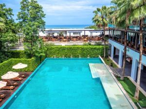 A view of the pool at Wyndham Sea Pearl Resort, Phuket or nearby