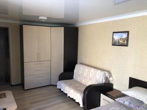 Гостиная зона в Апартаменты