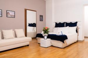 Area soggiorno di La Petite Maison