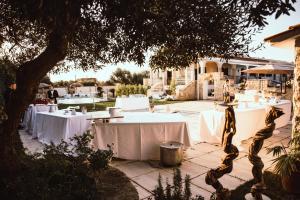 Ristorante o altro punto ristoro di TENUTA SERENA - Maison de Charme