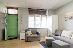 Część wypoczynkowa w obiekcie Apartament Sopot