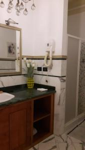 A kitchen or kitchenette at Villa Florencia