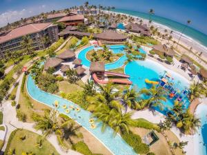 A bird's-eye view of Enotel Acqua Club - All Inclusive