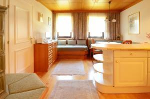A bathroom at Haus Magdalena