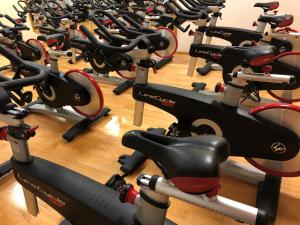 The fitness center and/or fitness facilities at National Badminton Centre Lodge & Health Club