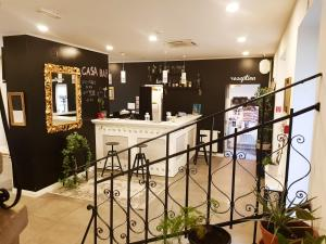 Predvorje ili recepcija u objektu Casablanca Boutique Bed&Breakfast