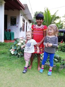 Children staying at Homely Guest