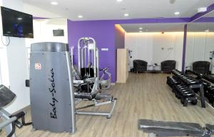 The fitness center and/or fitness facilities at Mulia Hotel