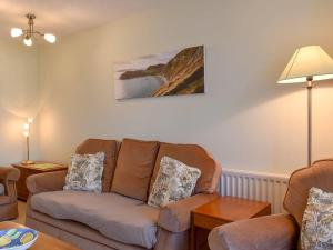 A seating area at Osprey House