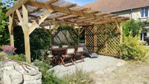 Terrasse ou espace extérieur de l'établissement gitesdecampagne