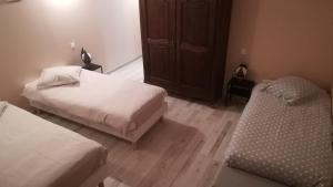 Un ou plusieurs lits dans un hébergement de l'établissement Nostra Demora
