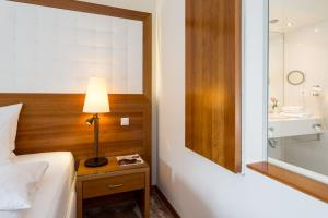 A bathroom at Hotel & Spa Der Steirerhof