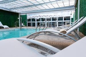 The swimming pool at or near Ker San Telmo Hotel