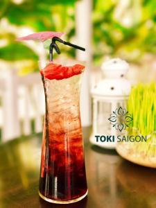 Drinks at TOKI SAI GON RESORT & SPA