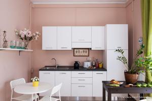 Cucina o angolo cottura di B&B St. Peter's Suites