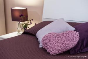 Letto o letti in una camera di B&B St. Peter's Suites