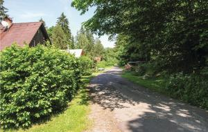 Zahrada ubytování Holiday home Jedlova