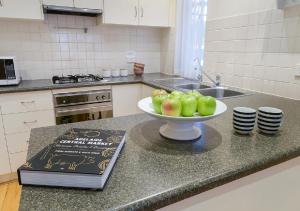 A kitchen or kitchenette at GOUGER 265