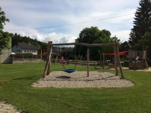 Herní místnost nebo prostor pro děti v ubytování Hotel Zwettlerhof