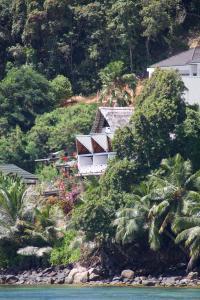 A bird's-eye view of Colibri Hotel