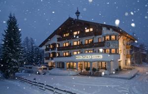 Die Seefelderin - Boutiquehotel St. Georg im Winter