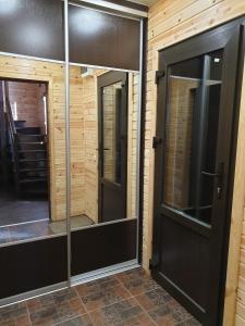 Ванная комната в Dom v Karelii