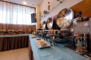 Ресторан / где поесть в Atlantic by USTA Hotels