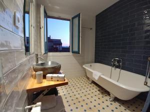 Un baño de Casa Font