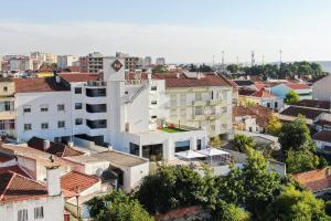 A bird's-eye view of N1 Hostel Apartments and Suites
