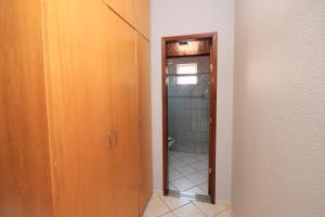 A bathroom at Residencial BoaVida