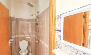 A bathroom at Ocean's Spirit Apartment House Taghazout