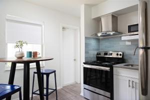 Küche/Küchenzeile in der Unterkunft Hotel Cabana Clearwater Beach