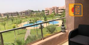 A view of the pool at New apartment Prestigia golf city or nearby