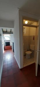 A bathroom at Appartement Reynaert