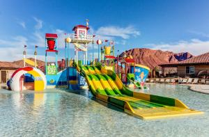 Water park at the vacation home or nearby