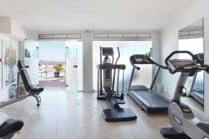 The fitness centre and/or fitness facilities at Althoff Hotel Villa Belrose