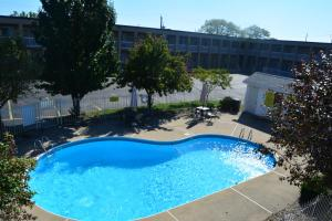 A view of the pool at Super 8 by Wyndham Windsor/Dougall or nearby