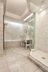 A bathroom at Condado Vanderbilt Hotel