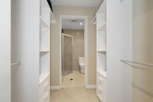 A bathroom at Ocean Views, Unit 24