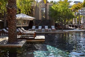 The swimming pool at or near One&Only Cape Town
