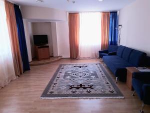 Гостиная зона в Отель Петровский