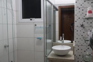 A bathroom at Jacques de Molay
